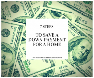 Save Down Payment Blog
